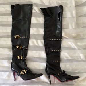 HOST PICK Thigh high boots from Victoria Secret